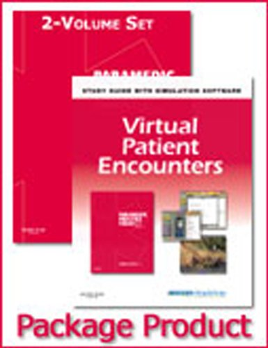 Paramedic Practice Today - 2-Volume Text, 2-Volume Workbook, and Virtual Patient Encounters Package: Above and Beyond, 1