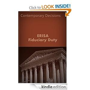 ERISA Fiduciary Duty (Employment Law Series) LandMark Publications