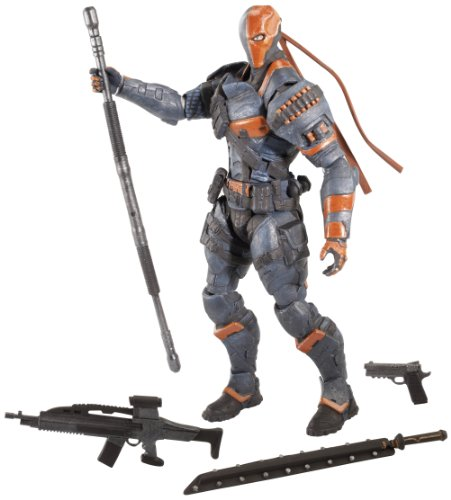 Batman Unlimited Arkham Origins Deathstroke Action