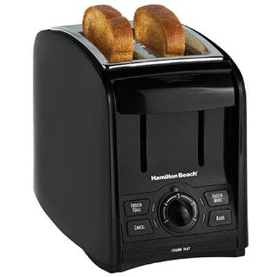 Hamilton Beach Smart Toast 22121 Two Slice Toaster [22121] - by Hamilton Beach