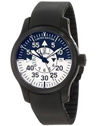Fortis Men's 672.18.11 K B-42 Flinger Black Cockpit GMT Watch