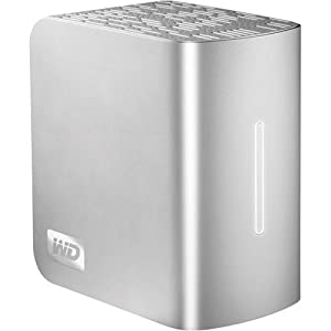 WD My Book Studio II - 1 TB (2 x 500 GB) USB 2.0/FireWire 800/400/eSATA Desktop External Hard Drive