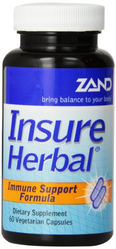 Zand Insure Herbal Immune Support, 60-Count