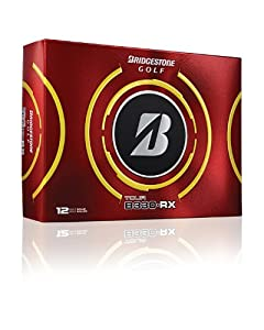 Bridgestone Golf 2012 Tour B330 RX Golf Balls (1 Dozen)