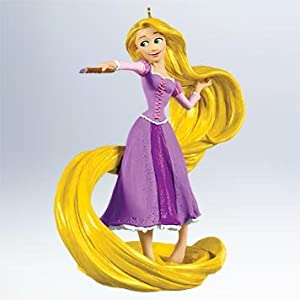 #!Cheap Hallmark Keepsake Rapunzel Disney's Tangled Ornament