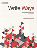 img - for Write Ways: Modelling Writing Forms by Lesley Wing Jan (2009-04-15) book / textbook / text book