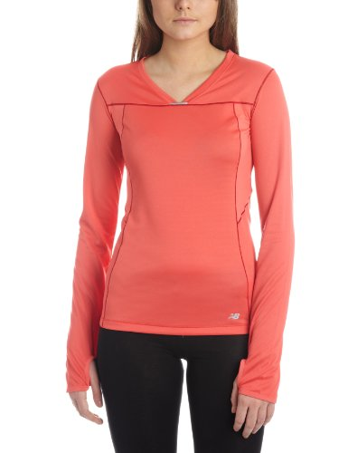 Balance WRT1115 Women's Long Sleeve T-shirt - Cayenne, Large