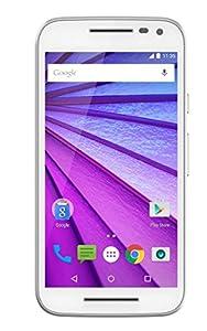 Motorola Moto G 3rd Generation LTE UK SIM-Free Smartphone - White