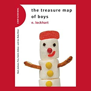 The Treasure Map of Boys: A Ruby Oliver Novel | [E. Lockhart]