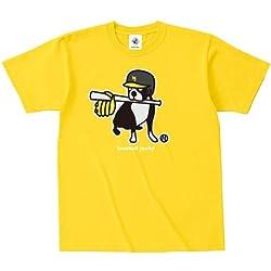 (ベースボールジャンキー)Baseball Junky プレイボールシリーズ阪神(半袖TEE) BBJ0047 27 イエロー XL
