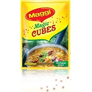 Maggi Masala Magic
