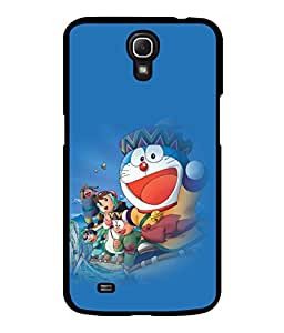 printtech Designer funny cartoon Back Case Cover for Samsung Galaxy Mega 6.3 i9200::Samsung Galaxy Mega 6.3 i91200