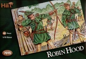 Hat Figures - Robin Hood - HAT7015