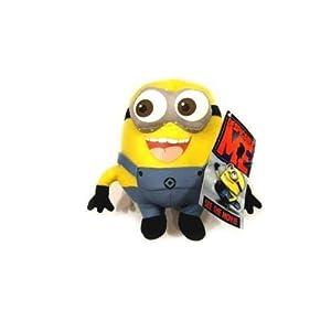 WAWO Great GiftDespicable Me Minion Stewart Plush Figure Cartoon Toy