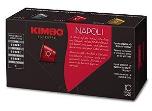 Kimbo Napoli 120 capsules