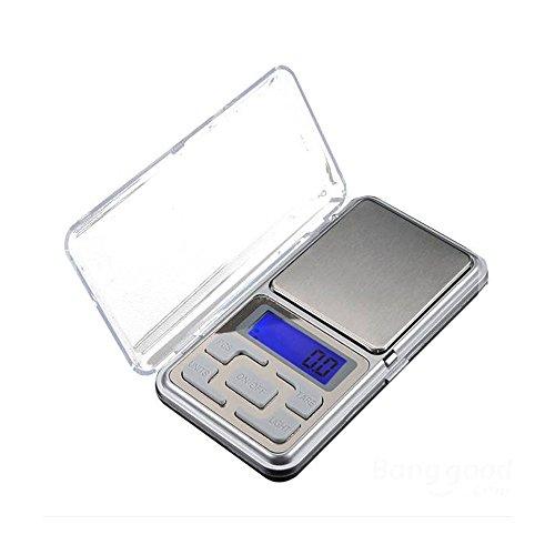 Continu 1 x Mini Portable 200g / 0.01g Balance Numérique de Poche pour les Bijoux