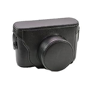 CAMREPUBLIC Leather Camera Case for Fujifilm FUJI FinePix X20 LC-X20 LCX 20