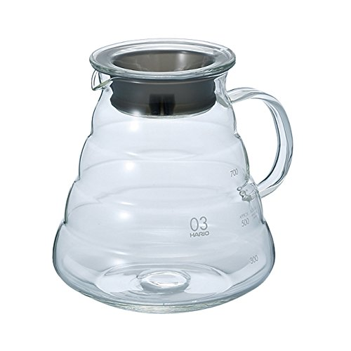 For Sale! Hario V60 Range Coffee Server, 800ml, Clear