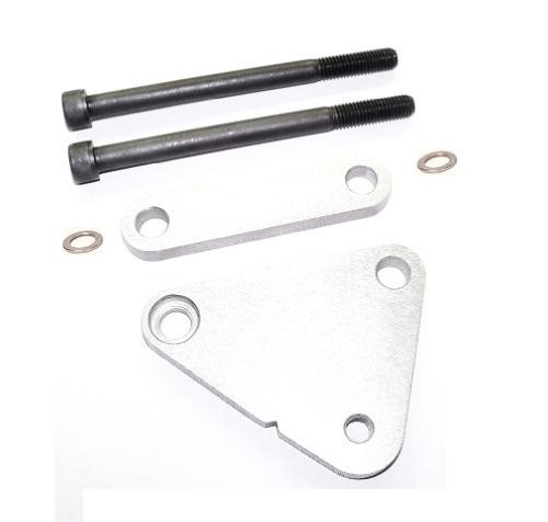 Dirty Dingo Motorsports Chevrolet Truck Accessory LS Idler Relocation Bracket DD-LS-IRB (Dirty License Plate Frame compare prices)