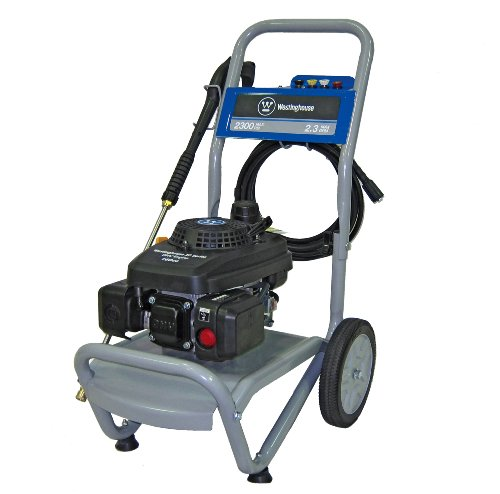 Westinghouse Wp2300 Gas Powered Pressure Washer, Carb Compliant