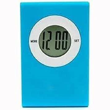 CONNECTWIDE® Clip Clock,Memo Clip Clock,1 Pieces,Size;(8.8 x 5.8 x 2.7 CM.) at amazon