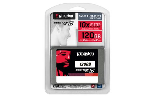 Kingston SSDNowV300 - Disco duro interno de 120 GB (2,5