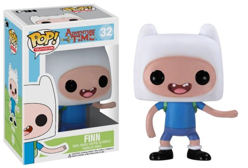 Funko POP Television: Adventure Time Finn Vinyl Figure