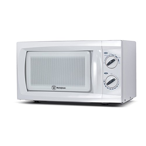 Westinghouse Kitchen Foods WCM660W White 0.6-cubic-foot Microwave (Very Small Microwave Oven compare prices)
