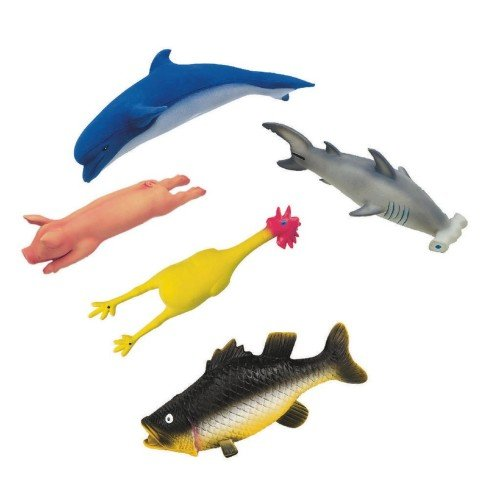 Rubber Animals-Fish