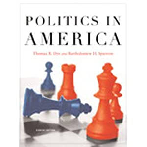 VangoNotes for Politics in America | [Thomas R. Dye]