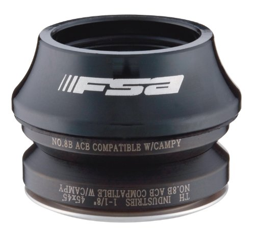 "Fsa Orbit Ce Integrated Headset 1 1/8"" Threadless Black"