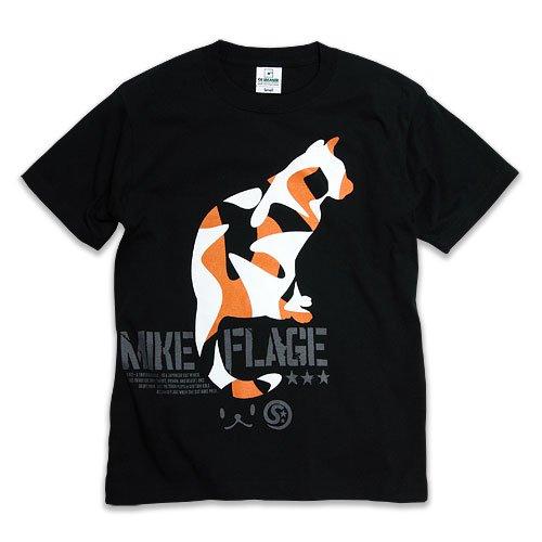 SCOPY(スコーピー) Tシャツ MIKE-FLAGE ブラック L