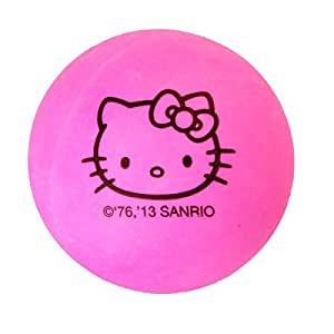 Amazon.com : Hello Kitty Sports Ping-Pong Balls (6-Pack) : Table