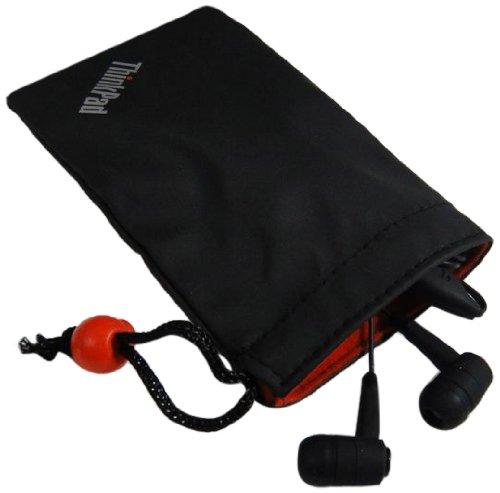 Lenovo Thinkpad Binaural Wired Headphones With Mini-Phone , Black (57Y4488)