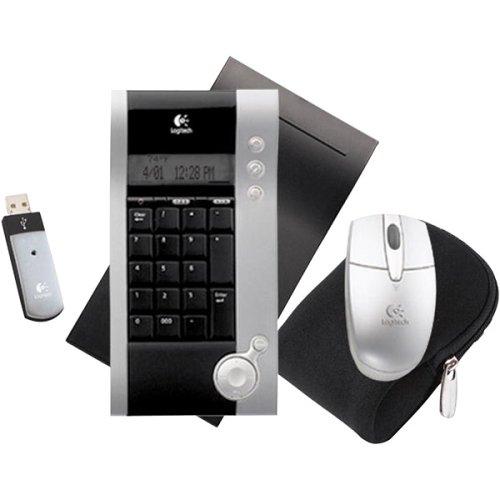 Logitech V250 Cordless Mouse/Number Pad