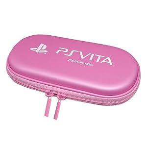 PlayStation Vita 専用EVAケース オフィシャルライセンス商品 ピンク SZC-GV02P