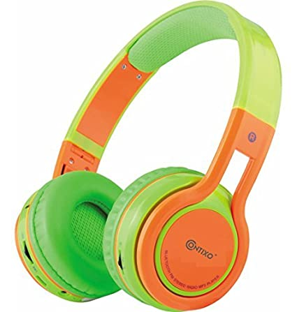 Contixo-KB-2600-Kid-Safe-Over-The-Ear-Bluetooth-Headphone