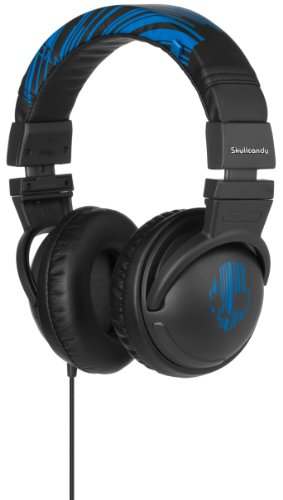 Skullcandy Hesh Headphones (Black/Blue)