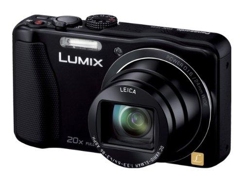 Panasonic デジタルカメラ ルミックス TZ35 光学20倍 ブラック DMC-TZ35-K