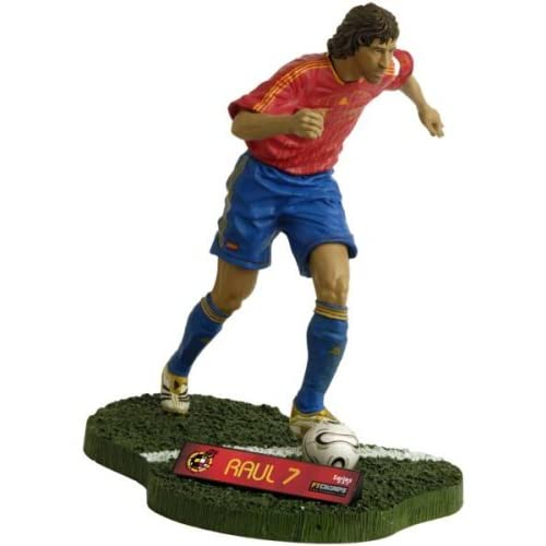 """Amazon.com : FT CHAMPS 6"""" SOCCER FIGURE RAUL SPAIN : Other"""