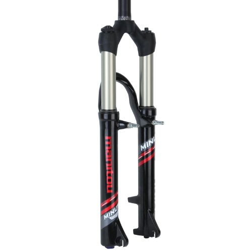 Manitou Minute Expert Fork 100mm Black QR w/Bosses