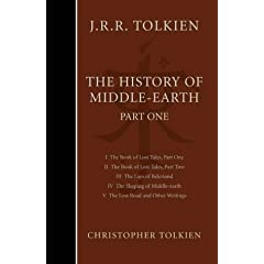 The Complete History of Middle-Earth : Part 1
