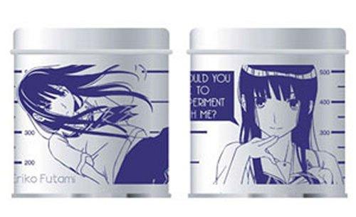 キミキス 二見瑛里子のビーカー風 マルチ缶