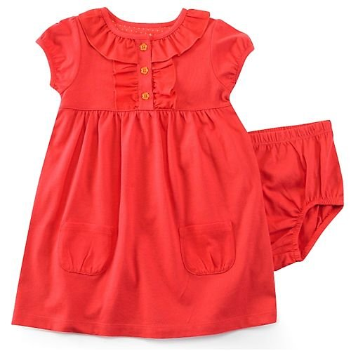 Carter's 2PC Dress Set RED 9 Mo