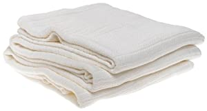 Cannon Royal Family Upland Cotton Full/Queen Blanket, White
