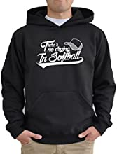 There39s no crying in softball Hoodie