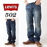 Levi's リーバイス 502 レギュラー フィット ストレート デニム パンツ ジーンズ メンズ