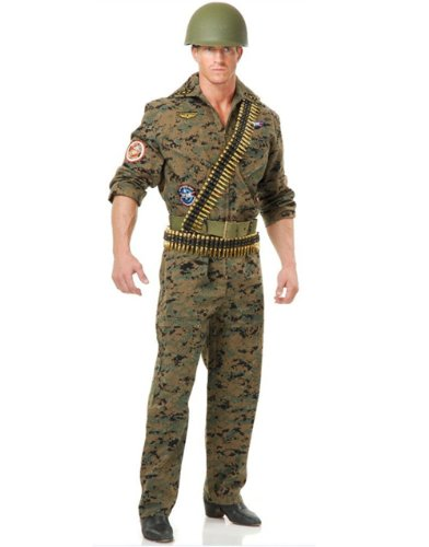 Top Gun: Seal Team Six Adult Costume