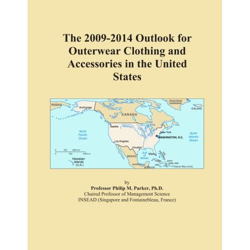 The 2009-2014 Outlook for Apparel and Accessories in the United States Icon Group International