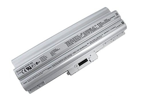 Click to buy Sony VGN-AW210J Vaio 12 Cell Super High Capacity Replacement Battery by Tech Rover™ Max-Life Series - From only $59.99